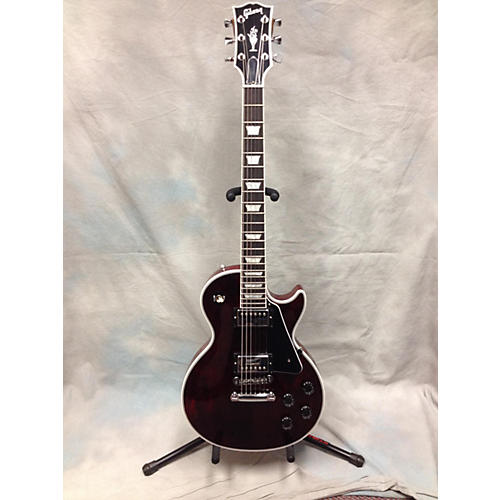 Gibson Les Paul Classic Custom Solid Body Electric Guitar