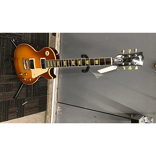Gibson Les Paul Classic Custom Solid Body Electric Guitar-thumbnail