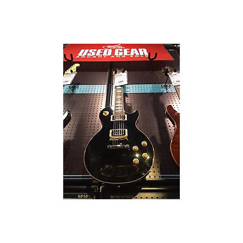 Gibson Les Paul Classic Solid Body Electric Guitar Ebony