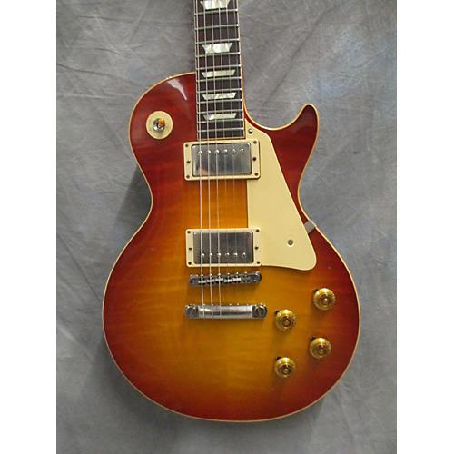 Gibson Les Paul Collectors Choice 37 Carmelita Aged Solid Body Electric Guitar-thumbnail