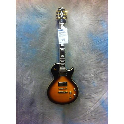 Epiphone Les Paul Custom 2 Color Sunburst Solid Body Electric Guitar-thumbnail