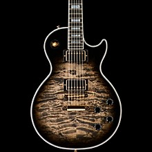 Gibson Custom Les Paul Custom 3A Quilt Top with Gold Hardware Electric Guitar Cobra Burst