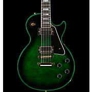 Gibson Custom Les Paul Custom Figured Maple Top with Gold Hardware Electric Guitar