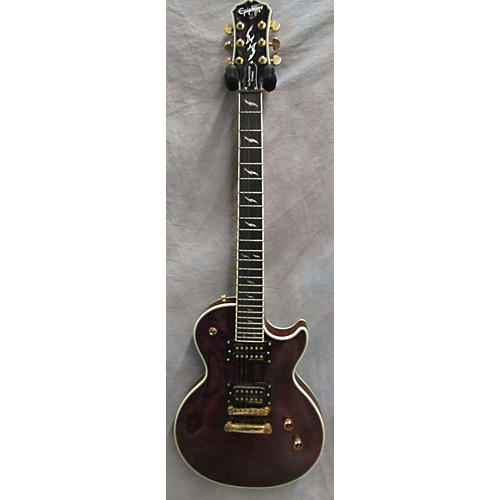 Epiphone Les Paul Custom GX Prophecy Solid Body Electric Guitar-thumbnail