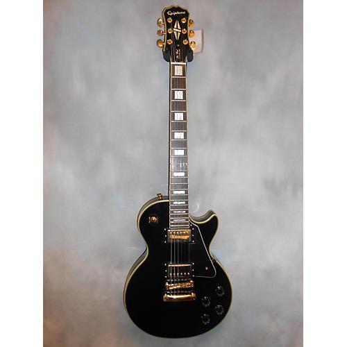Epiphone Les Paul Custom Pro Black Solid Body Electric Guitar
