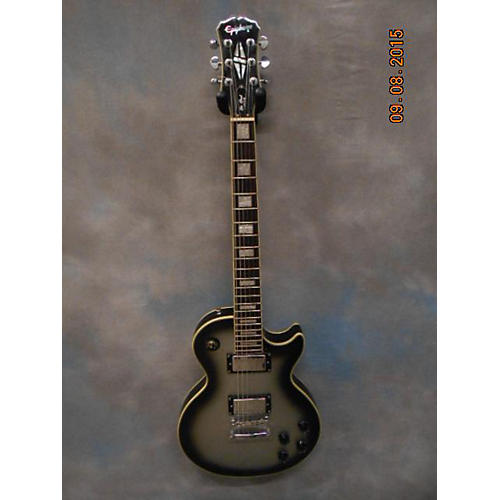 Epiphone Les Paul Custom Silverburst Solid Body Electric Guitar