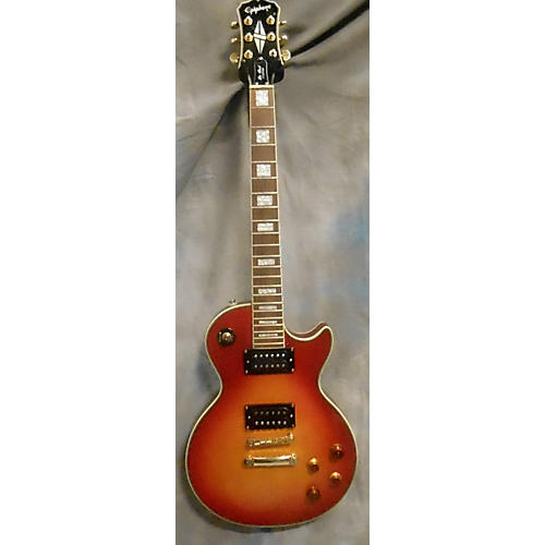 Epiphone Les Paul Custom Solid Body Electric Guitar-thumbnail