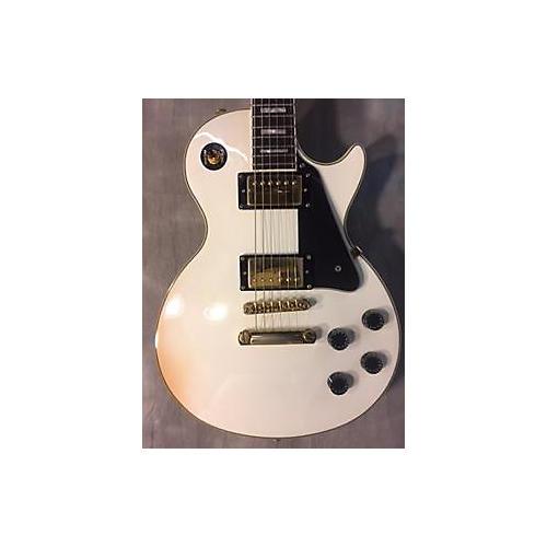 Epiphone Les Paul Custom Solid Body Electric Guitar-thumbnail