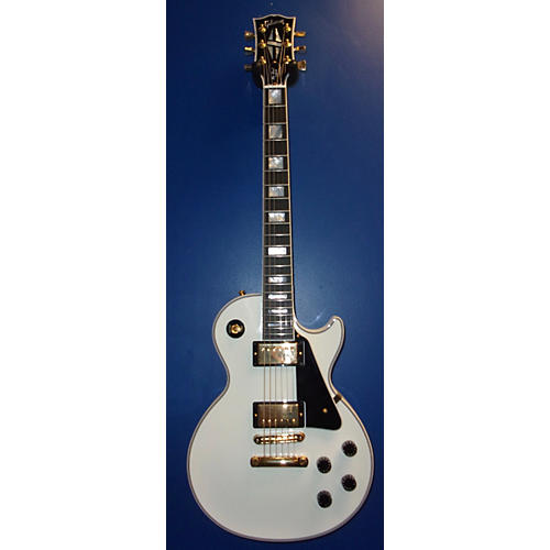 Gibson Les Paul Custom Solid Body Electric Guitar-thumbnail