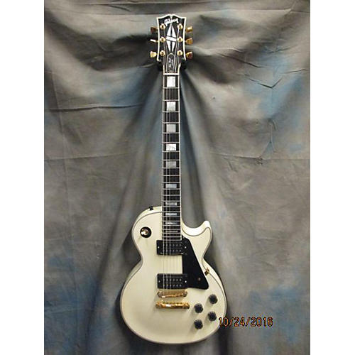 Gibson Les Paul Custom Solid Body Electric Guitar