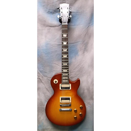 Gibson Les Paul Deluxe Cherry Sunburst Solid Body Electric Guitar