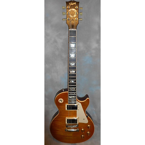 Gibson Les Paul Elegant Solid Body Electric Guitar-thumbnail