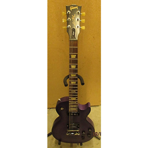 Gibson Les Paul Futura Purple Solid Body Electric Guitar Purple