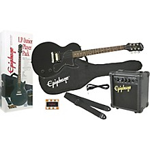 Epiphone Les Paul Jr. Electric Guitar Player Pack