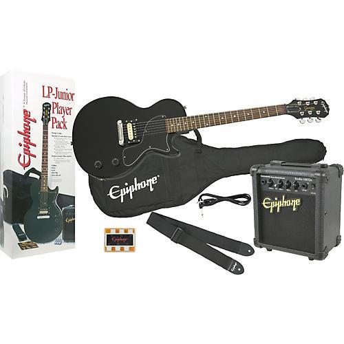 Epiphone Les Paul Jr. Electric Guitar Player Pack