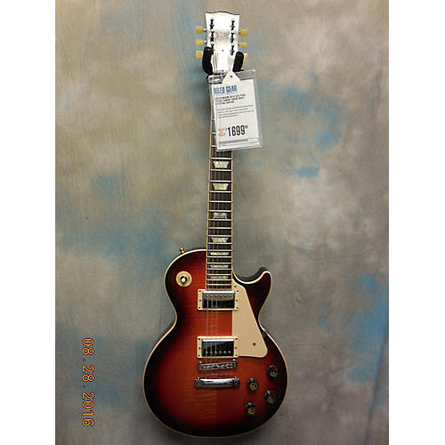 Gibson Les Paul Peace Solid Body Electric Guitar-thumbnail