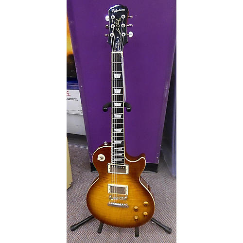Epiphone Les Paul Plustop Pro Solid Body Electric Guitar-thumbnail
