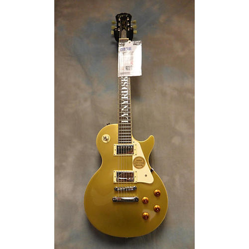 Epiphone Les Paul Special 30th Anniversary Edition Solid Body Electric Guitar Aztec Gold