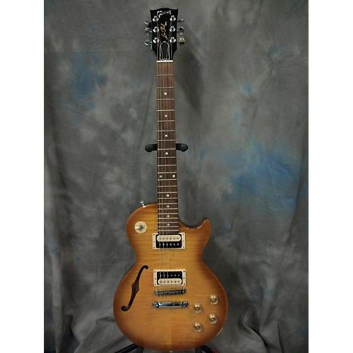 Gibson Les Paul Special AAA Semi Hollow Hollow Body Electric Guitar Caramel Burst