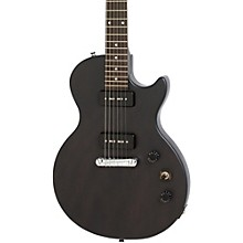 Les Paul Special I P90 Electric Guitar Worn Black