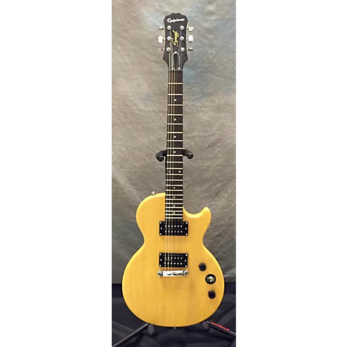 Epiphone Les Paul Special TV Yellow Solid Body Electric Guitar-thumbnail
