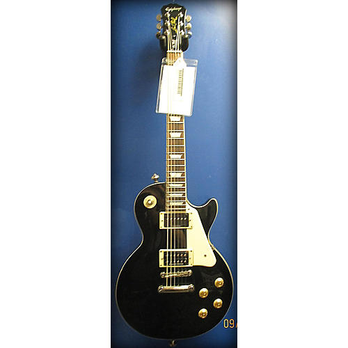 Epiphone Les Paul Standard Black Solid Body Electric Guitar