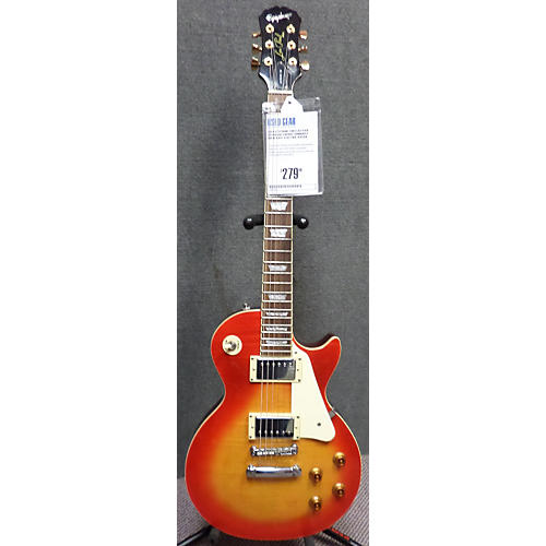 Epiphone Les Paul Standard Cherry Sunburst Solid Body Electric Guitar