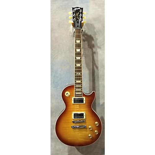 Gibson Les Paul Standard ETune Solid Body Electric Guitar-thumbnail