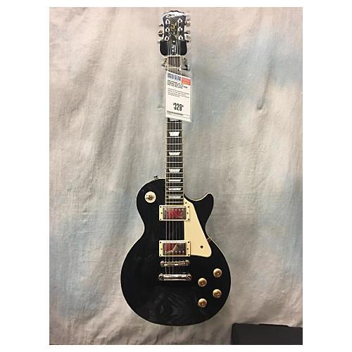 Epiphone Les Paul Standard Ebony Solid Body Electric Guitar-thumbnail