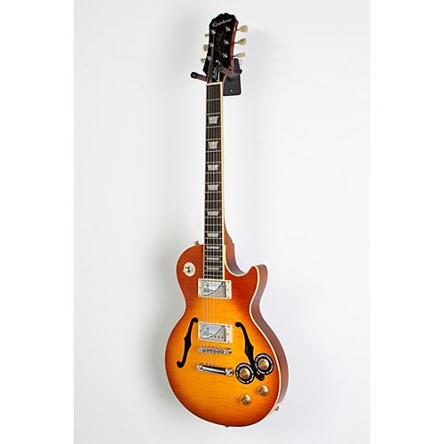 Epiphone Les Paul Standard Florentine PRO Hollowbody Electric Guitar-thumbnail