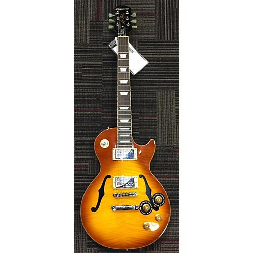 Epiphone Les Paul Standard Florentine Pro Hollow Body Electric Guitar-thumbnail