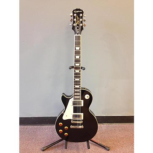 used epiphone les paul standard left handed electric guitar guitar center. Black Bedroom Furniture Sets. Home Design Ideas