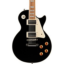 Les Paul Standard Plain Top Electric Guitar Ebony
