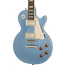 Les Paul Standard Plain Top Electric Guitar Pelham Blue