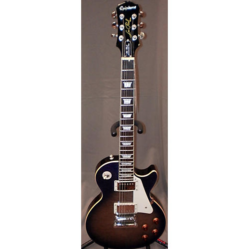 Epiphone Les Paul Standard Plus Top Blue Solid Body Electric Guitar