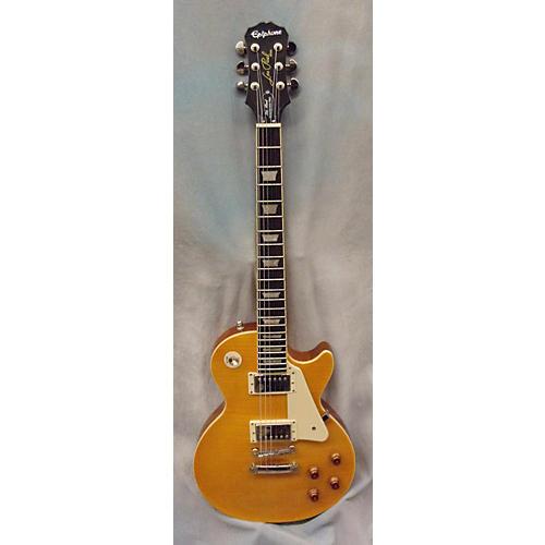 Epiphone Les Paul Standard Plus Top Pro Lemon Solid Body Electric Guitar
