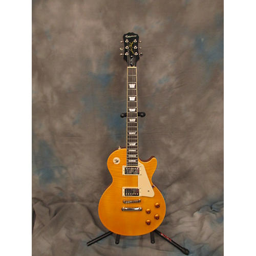 Epiphone Les Paul Standard Plus Top Pro Solid Body Electric Guitar-thumbnail