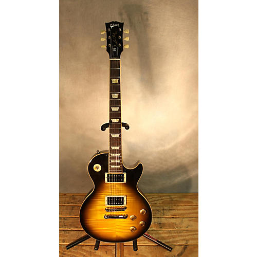 Gibson Les Paul Standard Premium Plus Solid Body Electric Guitar