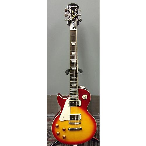 Epiphone Les Paul Standard Pro Left Handed Heritage Cherry Sunburst Solid Body Electric Guitar