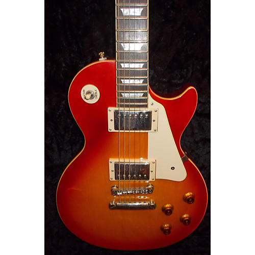 Epiphone Les Paul Standard Pro Solid Body Electric Guitar Heritage Cherry Sunburst
