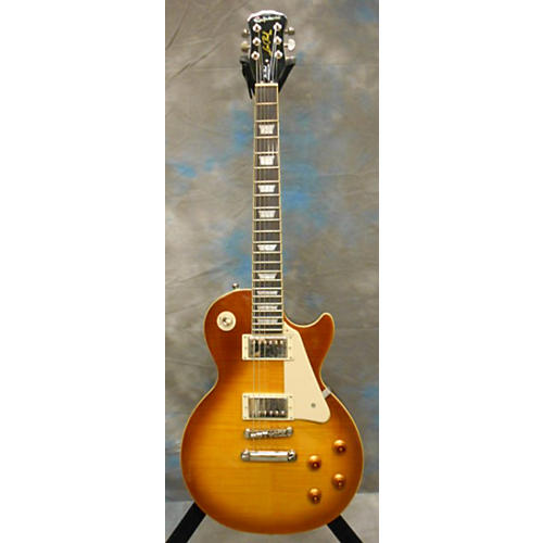 Epiphone Les Paul Standard Pro Solid Body Electric Guitar-thumbnail