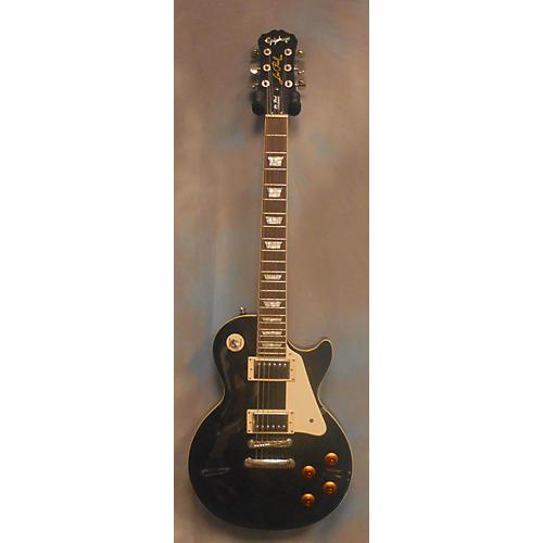 Epiphone Les Paul Standard Solid Body Electric Guitar Black