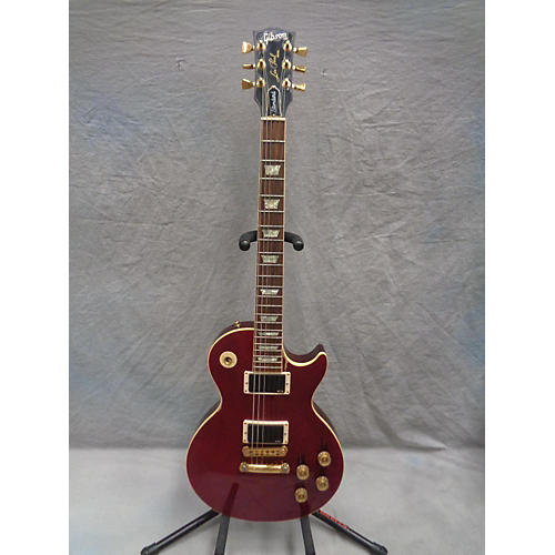 Gibson Les Paul Standard Solid Body Electric Guitar MAGENTA