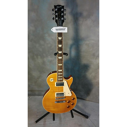 Gibson Les Paul Standard Solid Body Electric Guitar Butterscotch