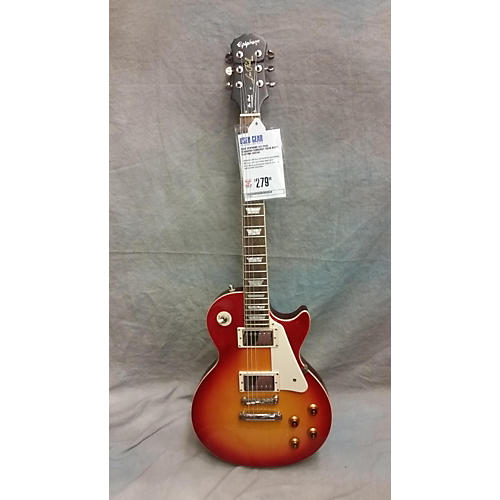 Epiphone Les Paul Standard Sunburst Solid Body Electric Guitar-thumbnail