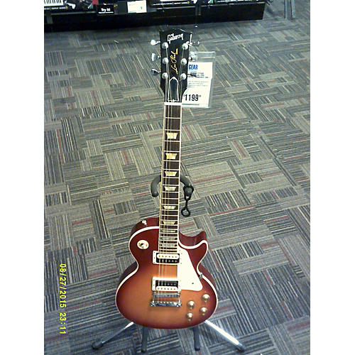 Gibson Les Paul Standard Traditional Pro Solid Body Electric Guitar-thumbnail