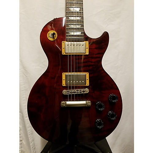 used gibson les paul studio 2015 solid body electric guitar wine red guitar center. Black Bedroom Furniture Sets. Home Design Ideas