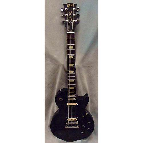 Gibson Les Paul Studio Deluxe II Black Solid Body Electric Guitar