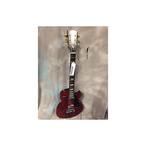 Gibson Les Paul Studio Faded Solid Body Electric Guitar Cherry
