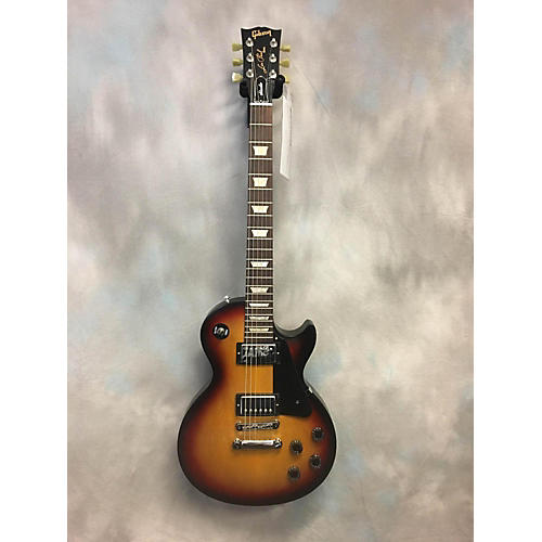 Gibson Les Paul Studio Faded T Solid Body Electric Guitar-thumbnail